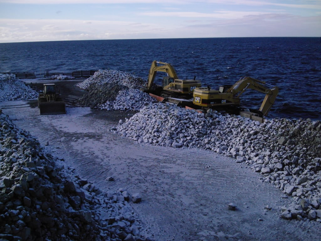 12/2007 Bouw waterkering en baggeractiviteiten – Rusland