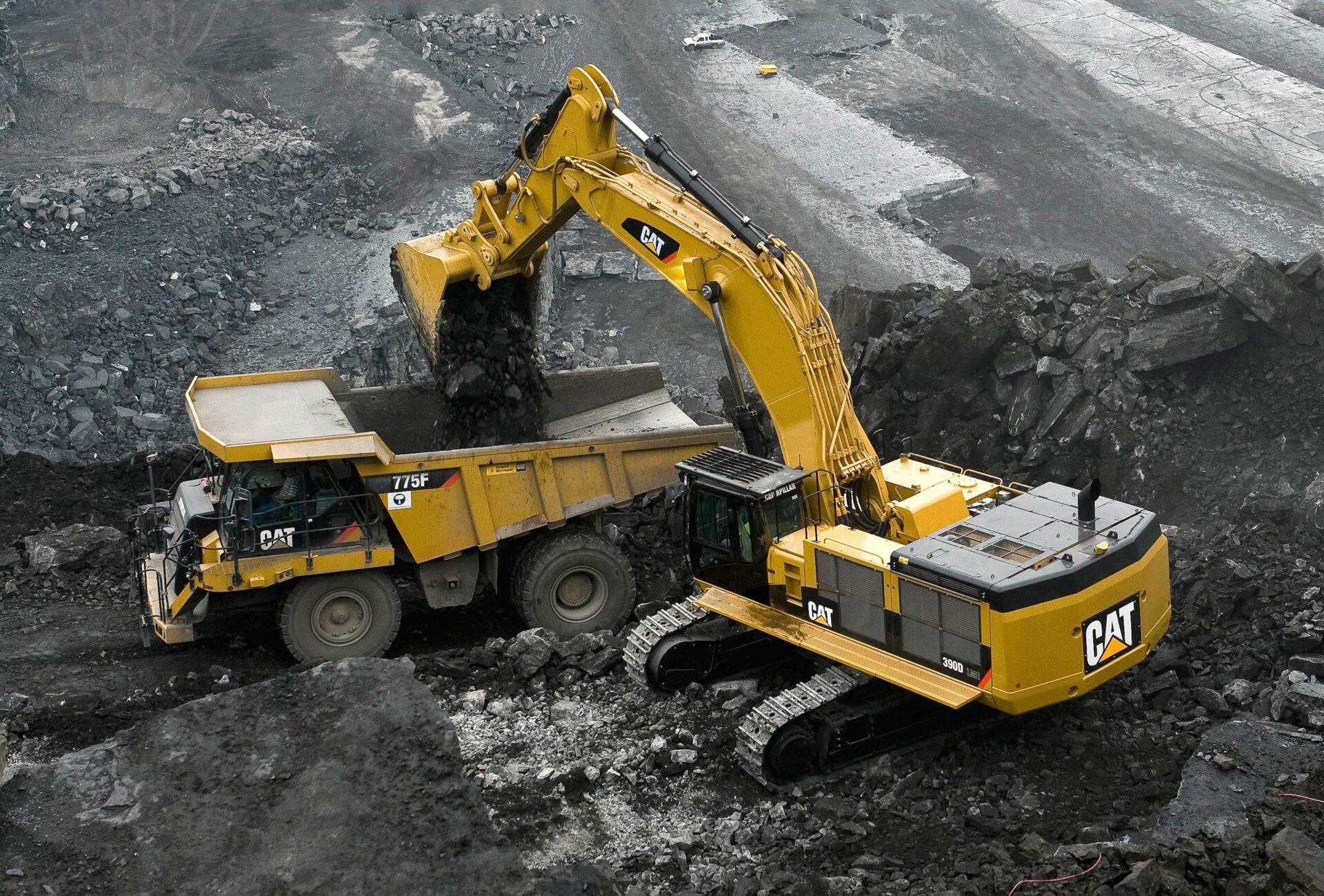 Excavator 'Standard'