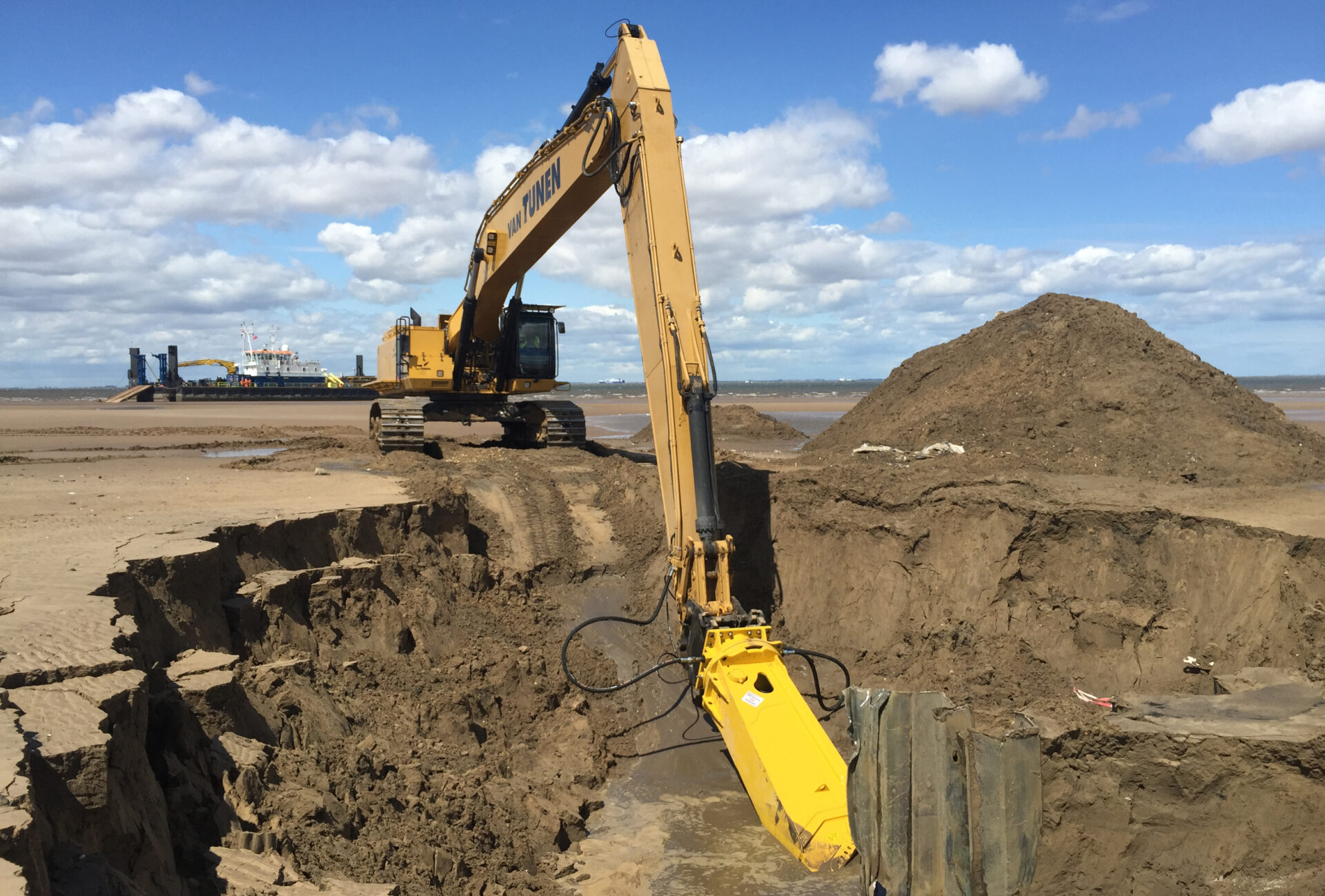 Excavator LRE
